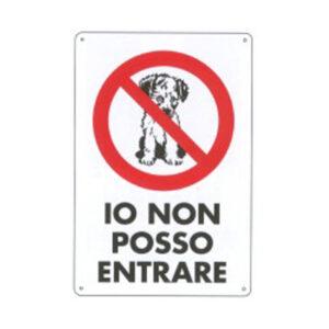 Gli animali domestici possono entrare nei luoghi pubblici